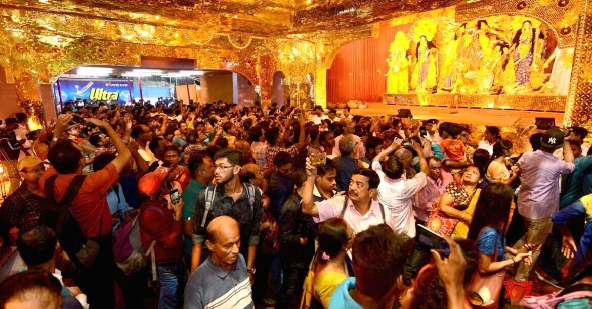 Uncontrollable Rise In COVID-19 Deaths? What Durga Puja 2020 Revelry Can Mean For Kolkata
