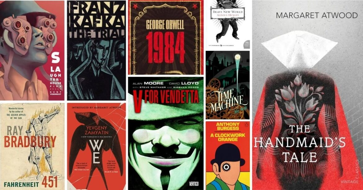 Five Quintessential Dystopian Novels To Start With & Fall In Love With The Genre