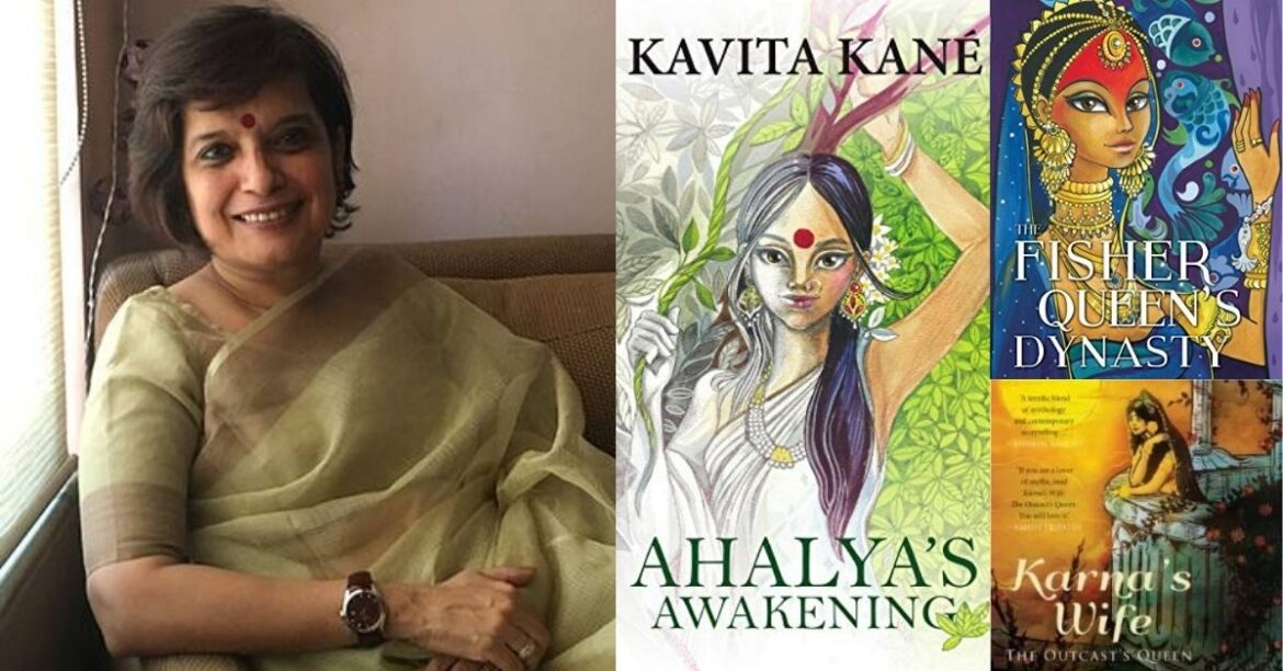 Kavita Kané's Retelling of Women In Our Mythology: The Unheard Voices of Ahalya, Satyavati or Draupadi
