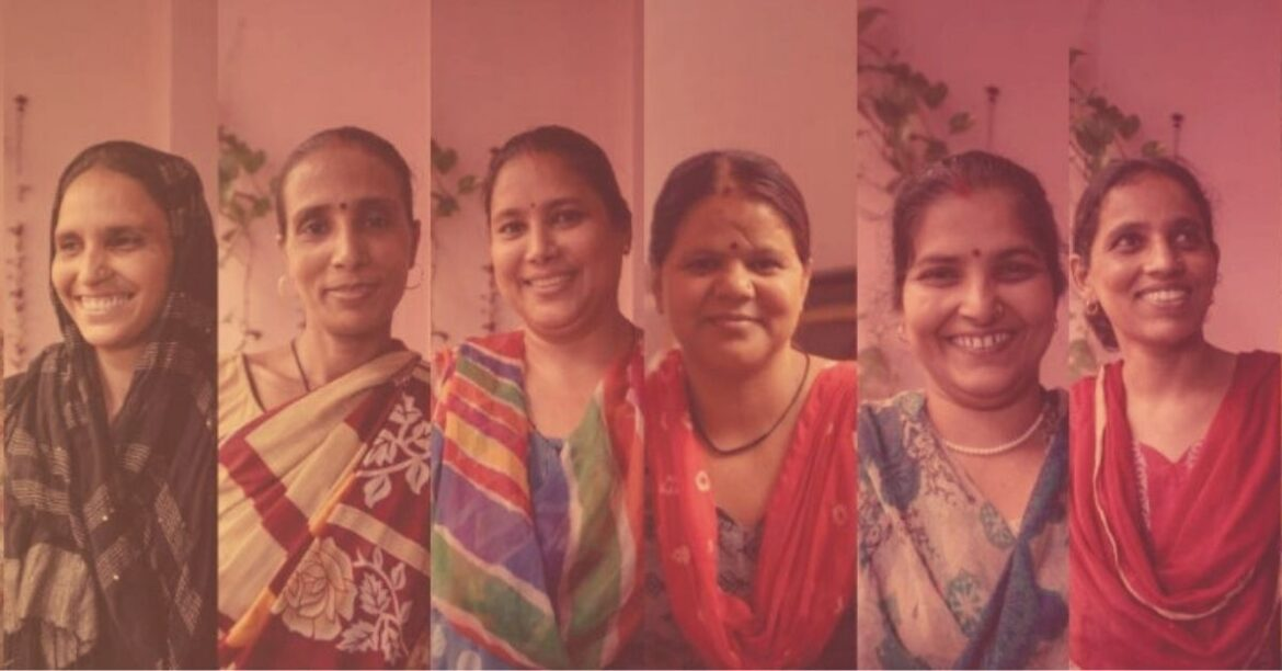 The sustainable brand 'Khwaab' empowers marginalised women in Delhi to financially support their families