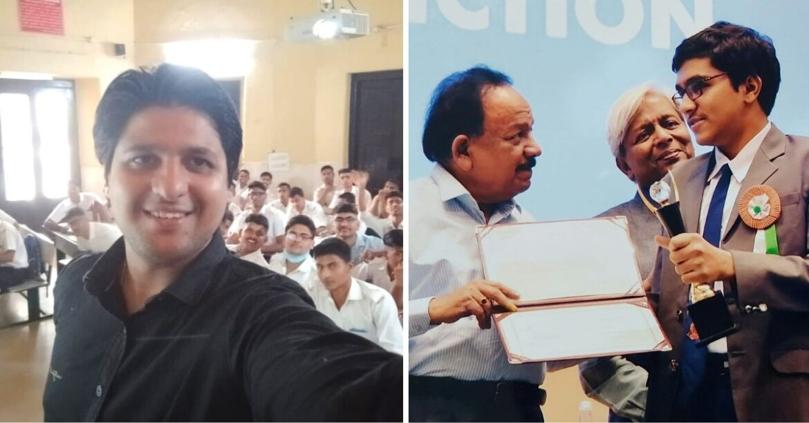 Four Teachers Came Together to Offer Free Classes to Hundreds of Underprivileged JEE, NEET Aspirants