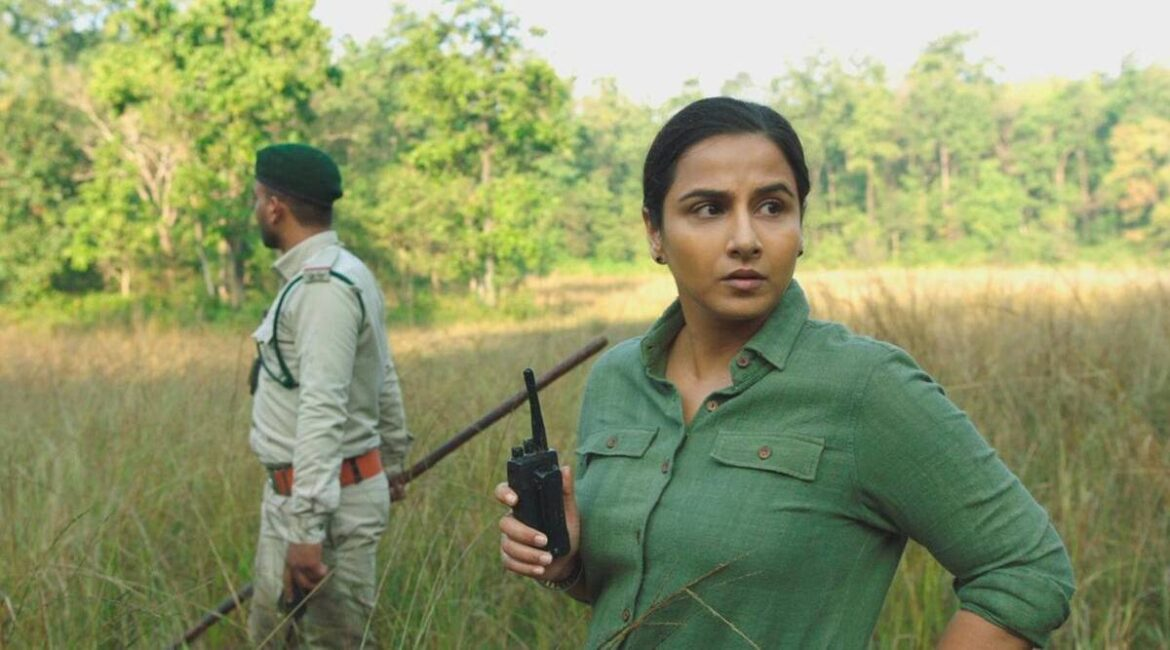 Amazon Prime Sherni Review: Vidya Balan-starrer environmental thriller is a scathing commentary on human-animal conflict
