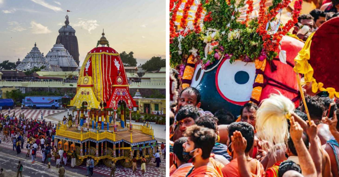 In Tweets: How Rath Yatra in Puri Has Become Intertwined With The Local Culture