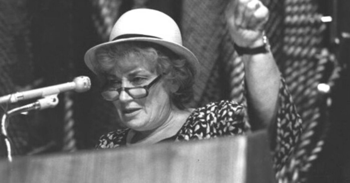 Battling Bella and Her Victories: Remembering Bella Abzug on Women's Equality Day